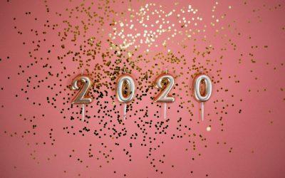 Meilleurs voeux 2020 !