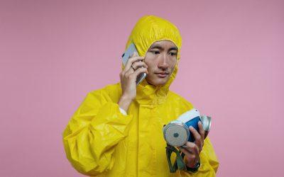 Covid-19 : prise de RDV téléphonique et maintien d'une permanence téléphonique ☎️