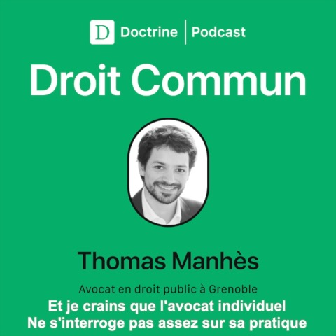 Thomas manhes podcast doctrine