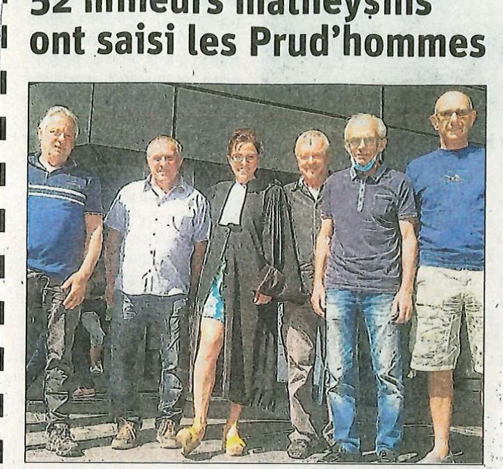 [Revue de Presse] Peggy Fessler citée dans le Dauphiné Libéré 📰